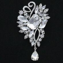 leading cheap rhinestone brooch for wedding in bulk,rhinestone brooch wholesale,rhinestone crown brooch