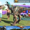 incrível festa a fantasia trajes traje de dinossauro
