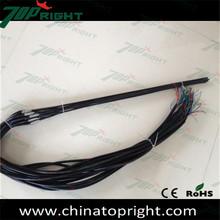 annealed flexible black hot runner coil heater