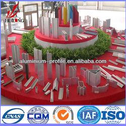 Aluminium Sunroom/Greenhouse/Skylight System Aluminium Profile for Glass Roof