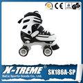 venta al por mayor de cuádruple patines de ruedas rueda de deportes al aire libre tela para bebés de calzado deportivo