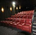 Leadcom de lujo de cuero reclinable eléctrico vip silla de cine( ls- 813)
