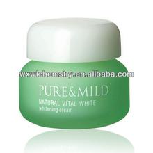 Natural vital white face serum