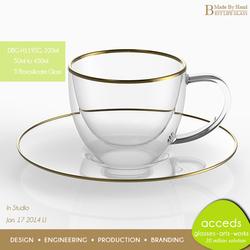 Unique Design Tea Cup And Saucer Wholesale