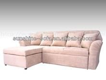 Lazy Boy Fabric corner sofa bed with storage