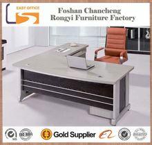 2014 new design on sale hot sell wooden modern melamine office desk