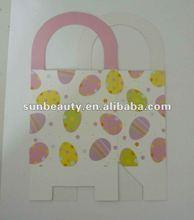 beautiful egg easter bags paper handmade