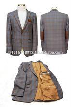 Men's Blazer Jacket 2015 Summer - %55 Wool and %45 Linen Jacket - Manufacturer