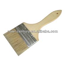 "Bristle Paint Brush 1/2"", 3/4"", 1"", 1.5"", 2"", 2.5"", 3"", 4"" Width"