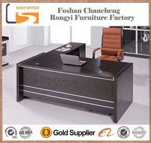 Hot selling MDF wooden commercial office desk