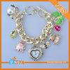 2014 Hot Sale Gold Plating Magnetic Bracelet For Women