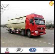 Large capacity Powder Material bulk cement trailer for sale