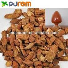 100% natural dan shen root powder