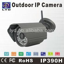 CE/FCC Motion Detect Recording Night Vision HD 720P Webcam