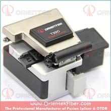 Optical Fiber Cleaver With Scrap Catcher, High Precison, ORIENTEK T30C Fiber Optic Cleaver