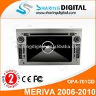 SharingDigital Best seller OPEL Meriva 2003-2009 Car Radio Dvd