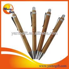 Eco Friendly Custom Bamboo Ballpoint Pen
