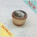 Bottiglia contenitore cosmetico, tondo vasetto di crema acrilico packaging cosmetico vaso, di plastica per la cosmetica imballaggio vasetto di crema