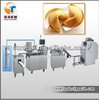ST-688 functional automatic fortune cookies bread making machine production line
