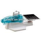 DIY solar electric car