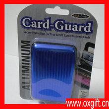 oxgift de aluminio aluma cartera billetera