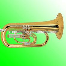 XMB003 Bb Brass Euphonium, Marching Euphonium