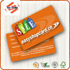 hot saleing shopping discount card with bar code/ business card