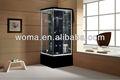 Woma y844 china importação e exportação feira especial multifuncionais senhor vapor, luxo sauna a vapor