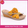 2014 Rixi frauen pu sohle pantoffeln sandale schuhe