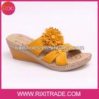2014 Rixi women pu sole slippers sandal shoes