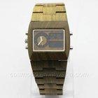 2014 Vogue! luxury replica watches,wooden wrist watch men