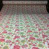 cotton spandex woven fabric