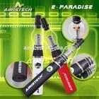 Newest product Airistech 2014 E-paradise hot sale 3 in 1 2013 portable e-cig vaporizer