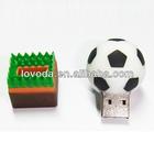 world cup 2014 brazilian gift plastic world cup trophy/usb flash pen dirve 512gb/usb flash drive skin LFWC-06