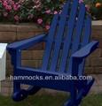 La prairie de loisirs chaise berçante adirondack- berry blue