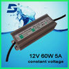switching power 12v dc 60w power supply constant voltage source for dc 12v