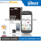 Free Sample+High Quality screen protector for Samsung galaxy exhibit t599 oem/odm (Anti-Glare)