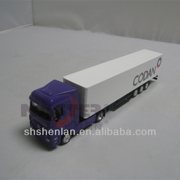1:87 diecast truck models, model trucks and trailers, 19.5cm long mercedes benz actros trucks model