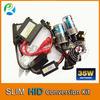 Cheap Price 35W 55W DC AC slim Xenon HID kits, H1 H3 H7 9005 9006 cheap hid kits