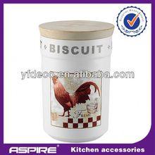 2014 Kitchenware ceramic herb storage jars