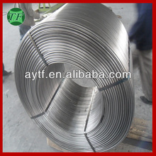Anyang Calcium/Ca wire professional factory