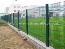 Heat Treated Pressure Treated Wood Type and PVC coated Frame finishing decorative aluminum fence panel