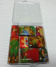 promotional gift Epoxy fridge magnet