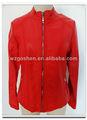 2014 baratos de moda de la pu de cuero para las chaquetas de las mujeres