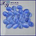 ingrosso pietra preziosa perla ovale occhio di gatto blu nomi