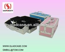aluminum beauty makeup cosmetic case SB1811