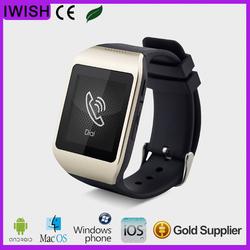 Popular 1.55 inch HD Touch Screen Hands Free Smart Wrist Bluetooth Watch