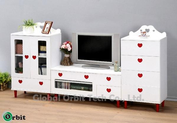 hogar nuevo diseño de plasma de madera modernos muebles para el hogar