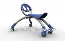 YBike Pewi Ride-On - Blue