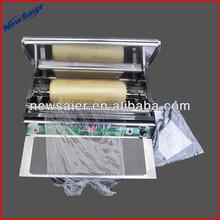 Desktop Small Food Tray Wrap Sealer Machine